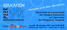 Seminario Peer Education